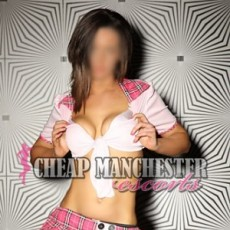 Danielle Hot and Young Escorts in Manchester