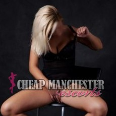 Kristine Hot and Young Escorts in Manchester