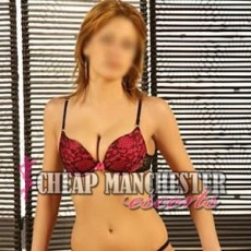 Rose Hot and Young Escorts in Manchester